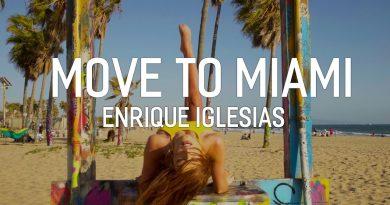 Move to Miami, Enrique Iglesias, music